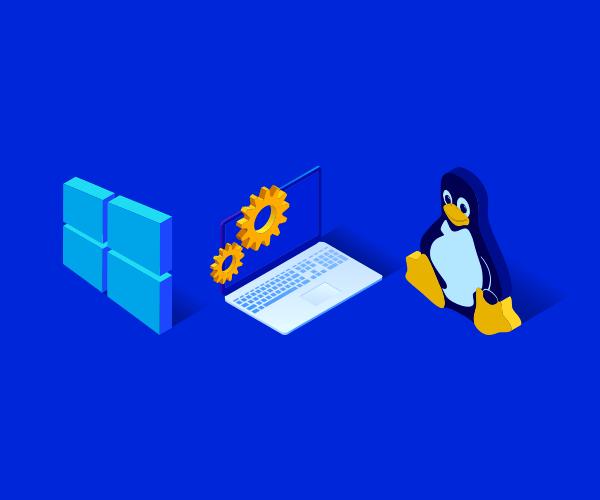 Как выбрать ОС для виртуального сервера и на что она влияет?